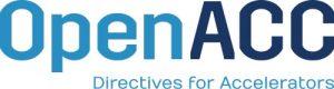 XENON OpenACC logo
