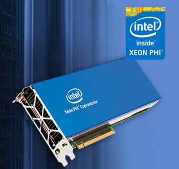KI-XENON intel xeon phi banner