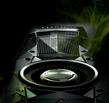 XENON NVIDIA GTX Titan X banner