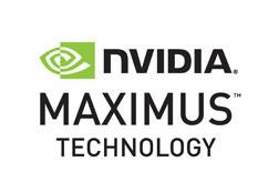 XENON NVIDIA Maximus Logo