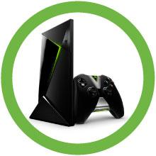 XENON NVIDIA android tv