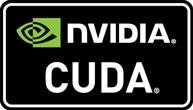 XENON NVIDIA cuda logo