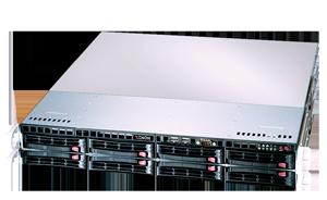 XENON Radon Single Processor Rack Server R590 R690