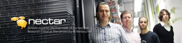 XENON powers Australia's first National Research Cloud