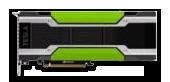 XENON NVIDIA P100Cards PCIe