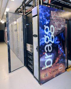 XENON CSIRO NVIDIA DGX1 Bragg supercomputers