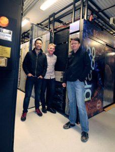 XENON team NVIDIA DGX1 CSIRO
