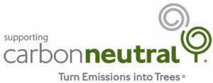 XENON Carbon Neutral logo