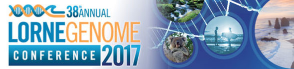 Visit XENON at the Lorne Genome Conference 2017