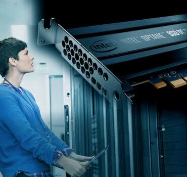XENON INTEL OPTANE SSD