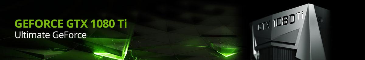 XENON NVIDIA GTX1080TI
