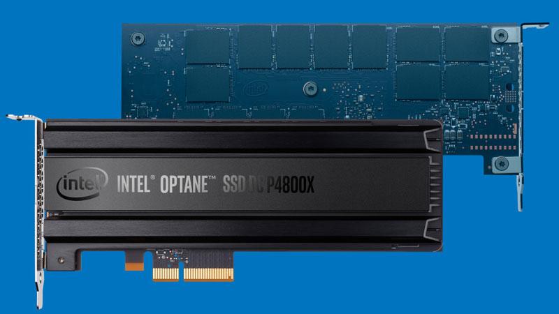 XENON Intel Optane SSD P4800