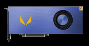 XENON Radeon Vega Frontier Edition Blower Model