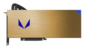 XENON Radeon Vega Frontier Edition Liquid Cooled Model