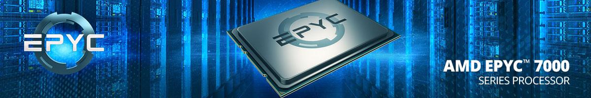 XENON AMD EPYC 7000 Series Banner