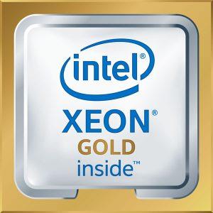 XENON Intel Xeon Gold Badge