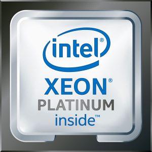 XENON Intel Xeon Platinum Badge