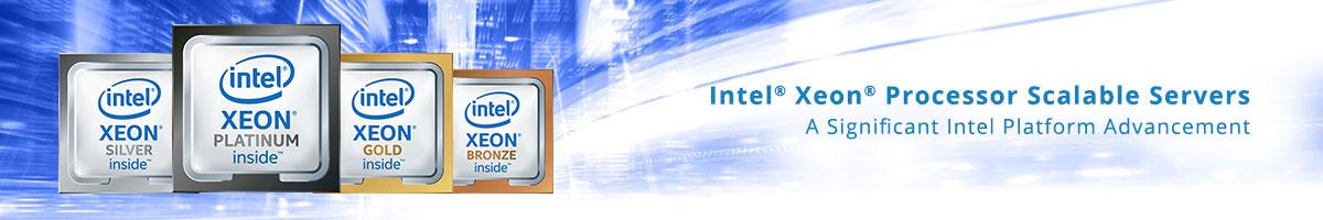XENON Intel Xeon Scalable Processors