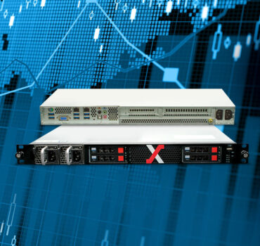 XENON New High Frequency Trading Solutions Banner