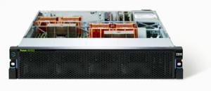 XENON IBM Power9 Server Cover Off