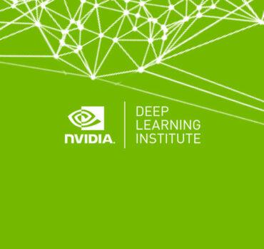 KI-XENON NVIDIA Deep Learning Institute Banner