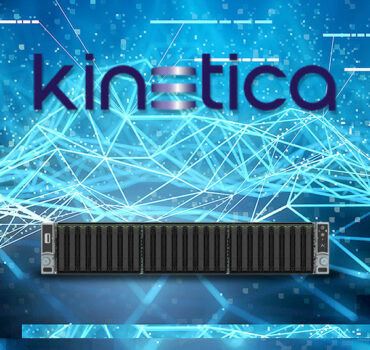 KINETICA partners with XENON