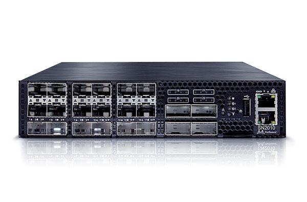 XENON Mellanox SN2010 Ethernet