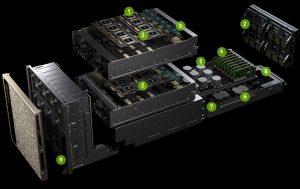 XENON NVIDIA data center dgx-2 exploded