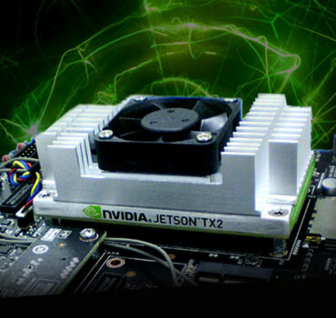 XENON NVIDIA Image Processing with the Jetson TX2s