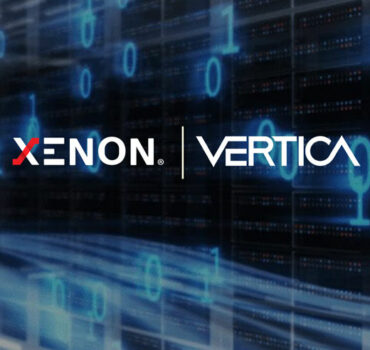 XENON partners with Vertica