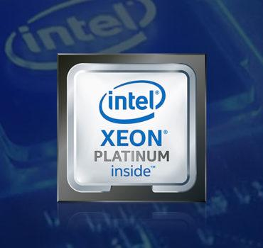 XENON Intel Xeon Platinum 9200 RADON Duo R4895 banner
