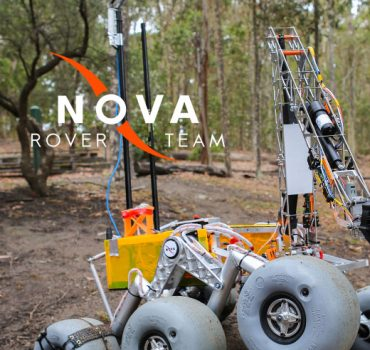 XENON NVIDIA Jetson for Nova Rover Team