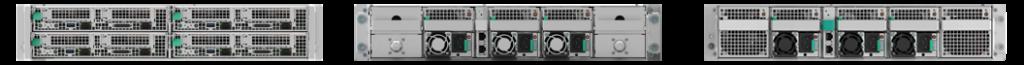 XENON RADON Duo R4895 Quad2U Server Platform