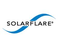 XENON solarflare logo