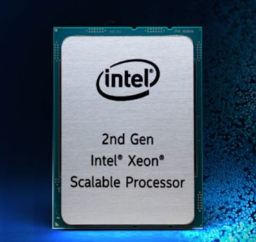 XENON Intel Xeon Second Generation Processors banner