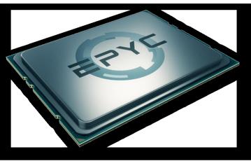 XENON amd epyc chip