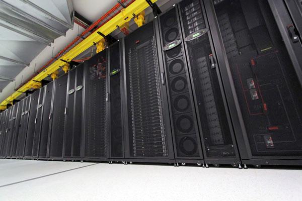 XENON bragg supercomputer