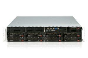 XENON Dual Rack Server