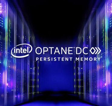 XENON Intel Optane webinar banner
