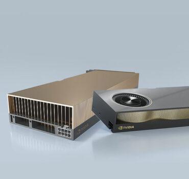 XENON NVIDIA GTC RTX A6000 A40