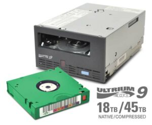XENON LTO-9 Drive Tape