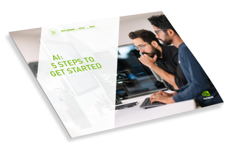 XENON NVIDIA AI 5 Steps to Get Started EBook