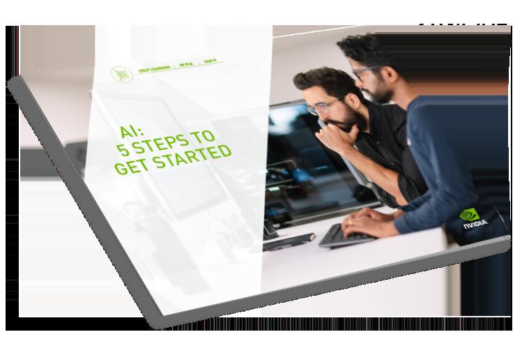 XENON NVIDIA AI 5 Steps to Get Started EBook