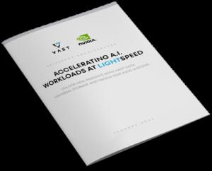 XENON VAST New GPU Reference Architecture with NVIDIA White Paper