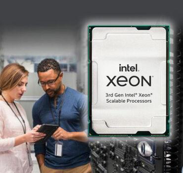 XENON Intel XEON Scalable Third Generation Processors